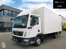 Camion MAN TGL TGL 8.190 4x2 BL / Ladebordwand / 56.109 km! furgone usato