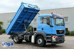 Camión volquete volquete trilateral MAN TGS 18.320 TGS BB 4x2, Euro 4, Meiller, Hydraulik