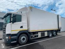 斯堪尼亚G卡车 360 冷藏运输车 多温度调节 二手