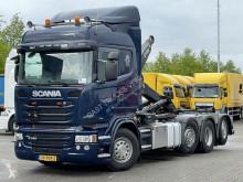 Caminhões Scania R 450 poli-basculante usado