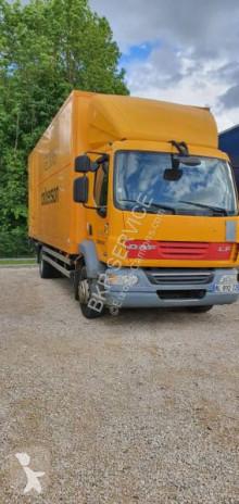Camión DAF LF 220 furgón caja polyfond usado