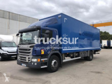 Camión furgón Scania P