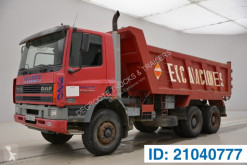 Camión volquete DAF CF 320