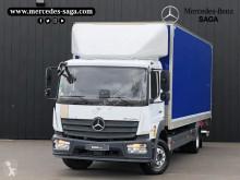 Camión Mercedes Atego 1218 N E6 furgón usado