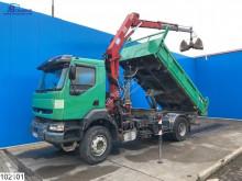 Renault three-way side tipper truck Kerax 320