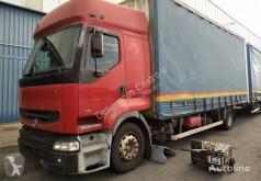 Teherautó Renault PREMIUN használt függönyponyvaroló