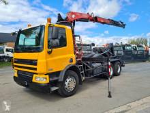 Kamion DAF CF75 360 vícečetná korba použitý