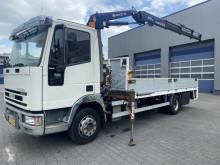Camion Iveco Tector cassone usato