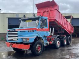 Lastbil ske Scania T 112