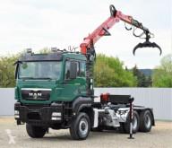 Kamión MAN TGS 26.480 + PENZ 17.100SHL/6x6! valník ojazdený