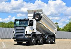 Ciężarówka wywrotka Scania R420 Kipper *8x6*Topzustand!