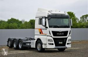 Camion telaio MAN TGX 35.560 Fahrgestell 6,70m * 8x4*Topzustand!