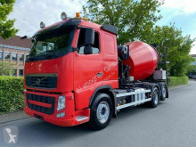 Camion citerne pulvérulent Volvo FH FH 460 6x2/ Liebherr 7 m³/Verlängerung 9,00m Mit