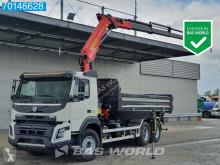 Camion Volvo FMX 460 tri-benne neuf