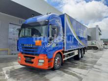 Грузовик Iveco Stralis ejes 6x2*4 фургон б/у
