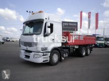 Camion polybenne Renault Premium ejes 6x2*4