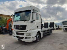 Camion MAN TGX 26.440 trasporto macchinari usato