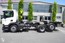 Camion polybenne Scania P 410