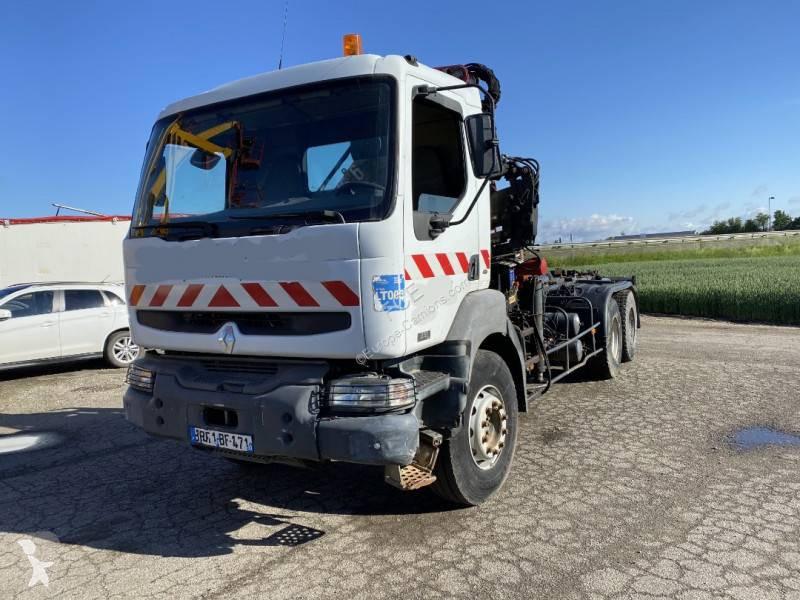 Vedere le foto Camion Renault Kerax 370