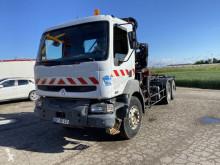 Camión Renault Kerax 370 Gancho portacontenedor vehículo para piezas