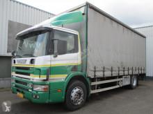 卡车 侧边滑动门(厢式货车) 斯堪尼亚 114 LB 340 , manual ,
