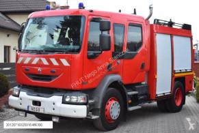 Kamión požiarne vozidlo Renault Midlum 270.15 DCI * SIDES