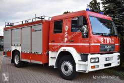MAN LE 18.280 GCBA 5/40 CERTYFIKAT CNBOP *5000L+500L* ROSENBAUER пожарная машина б/у