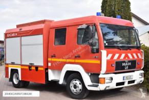 Camion pompiers MAN L2000 8-163