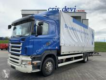 Camion centinato alla francese Scania R R420 4x2 Dautel LBW Retarder Euro 5