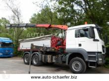 Camion ribaltabile MAN TGS 26.480/6x4/PK 16502