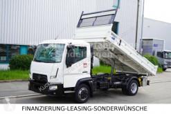 Camión volquete volquete trilateral Renault D-Series D 7.5 180 MEILLER Kipper Klima Nutzl. 3320kg E6