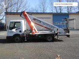 Камион Nissan Cabstar вишка втора употреба