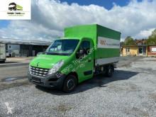 Furgoneta furgoneta con lona Renault Master MASTER 4 to. GG/150 dCI/Klima/AHK/Luftfederung