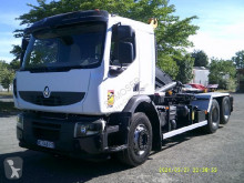 Camion Renault Premium Lander 370.26 DXI scarrabile usato