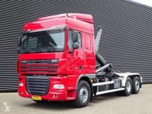 DAF XF 460 truck used hook lift