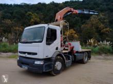 Camion cassone standard Renault Premium 270.19