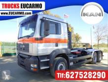 Ciężarówka Hakowiec MAN