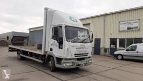 Camião Iveco Eurocargo ML 75 E 17 estrado / caixa aberta usado
