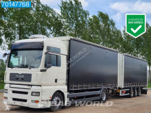 Camión remolque lonas deslizantes (PLFD) MAN TGA 18.480