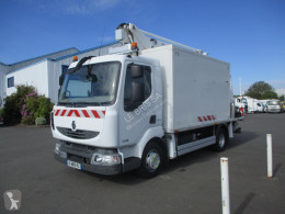 Caminhões plataforma Renault Midlum 220.10 Dxi