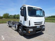 Kamión Iveco Eurocargo ML 160 E 22 podvozok ojazdený