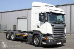 Camion châssis Scania R 450 6X2 BDF etade LDW ACC 2x AHK