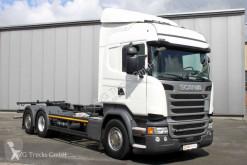 Camion Scania R 450 6X2 BDF etade LDW ACC 2x AHK telaio usato