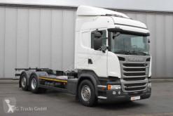 Camion Scania R 450 6X2 BDF etade LDW ACC 2x AHK châssis occasion