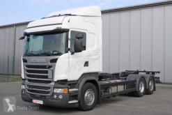 Camión chasis Scania R 450 6X2 BDF etade LDW ACC 2x AHK