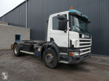 Camion polybenne Scania P