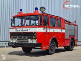 卡车 消防车 达夫 1600