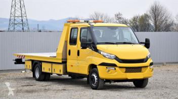 Camión de asistencia en ctra Iveco 70-180 Abschleppwagen 5,50m! Topzustand!