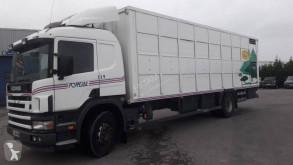 Camion bétaillère porcins Scania P 230