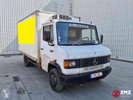 Camión Mercedes 609 frigo frigorífico monotemperatura usado